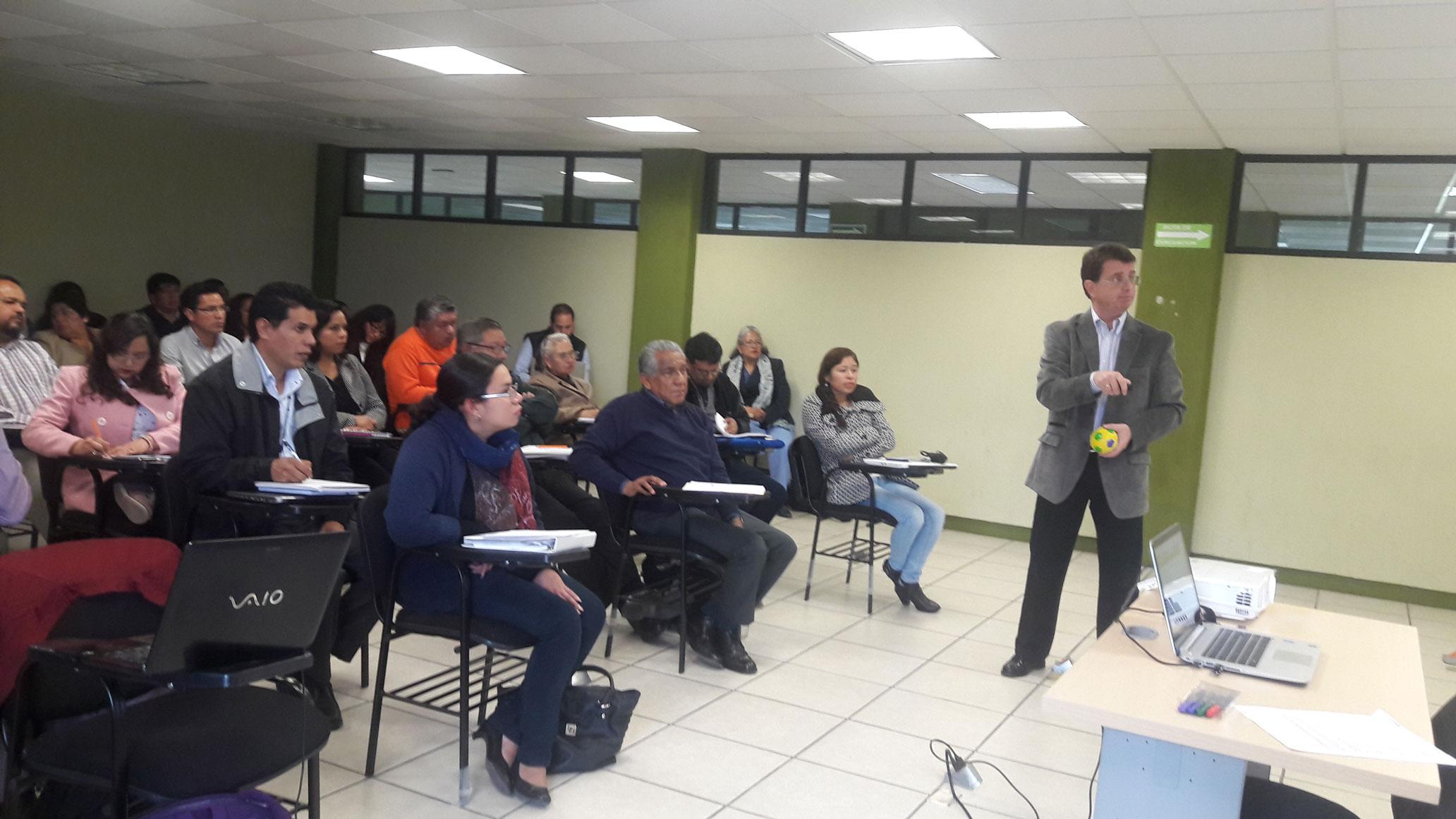 """Proyecto """"Centro de Cooperación Academia Industria del Tecnológico de Estudios Superiores de Jocotitlán (CCAI-TESJo)""""."""