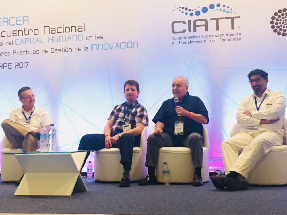 CamBioTec participa en el 3er Congreso Instituto CIATT – CONACYT 2017