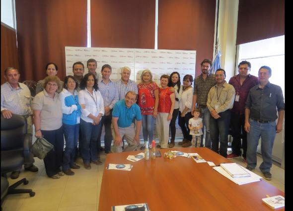 """CamBioTec desarrolla el Proyecto """"Innovación, transferencia de tecnología y extensionismo para el sector agroalimentario de México""""."""