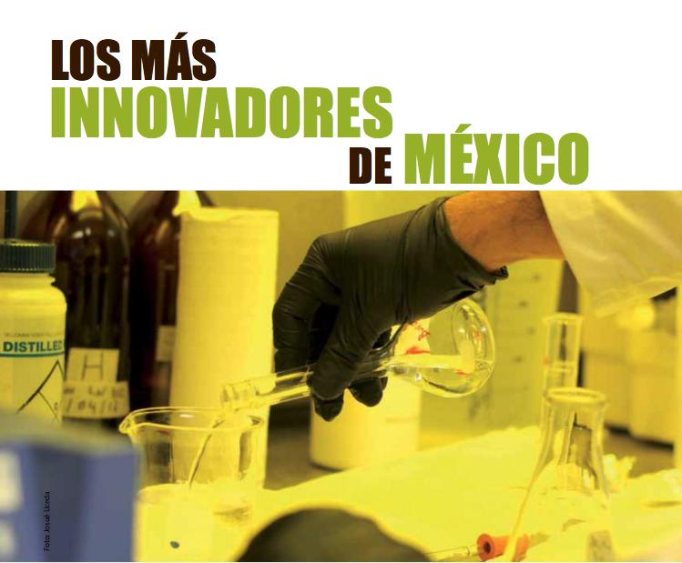 Cambiotec en la lista de las organizaciones más innovadoras de México 2018