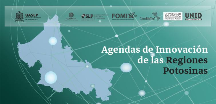 Consulta las Agendas de las regiones Altiplano, Centro, Media y Huasteca.